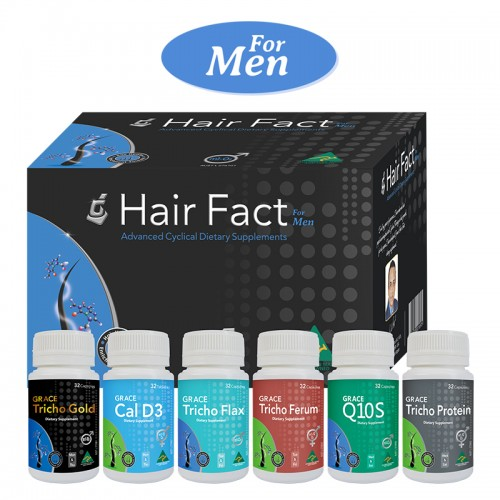 Grace Hair Fact for Men