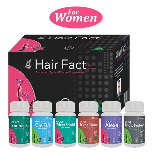 Grace Hair Fact for Women